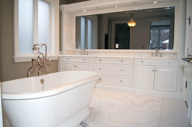 Custom Home - Bathroom