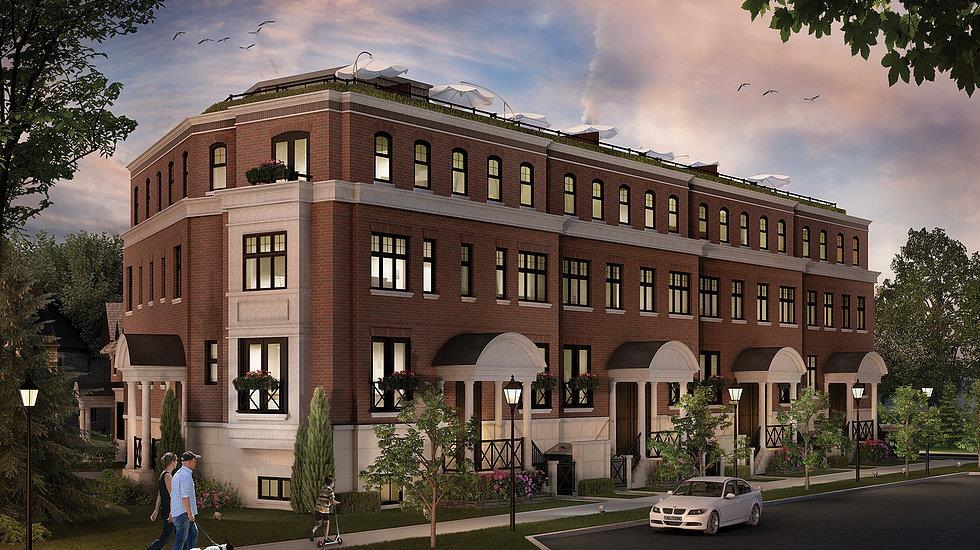 Toronto Residential Developer - 220 McRae