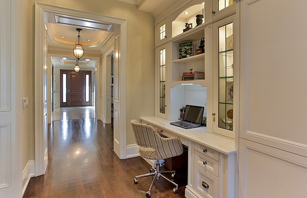 Custom Home - Office
