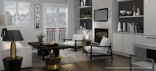 Custom Home - Brownstones