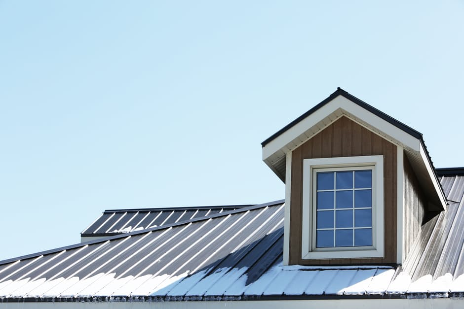 Metal Roof For Your Luxury Custom Home