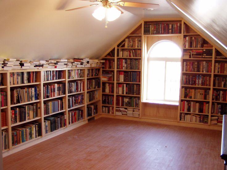 Attic Reading Room