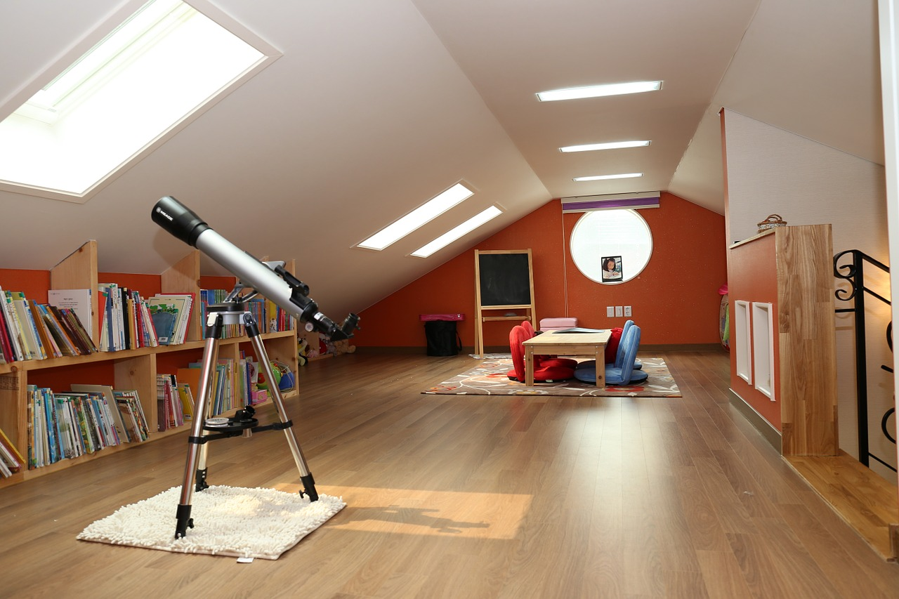 Best Things To Do With Your Attic Space