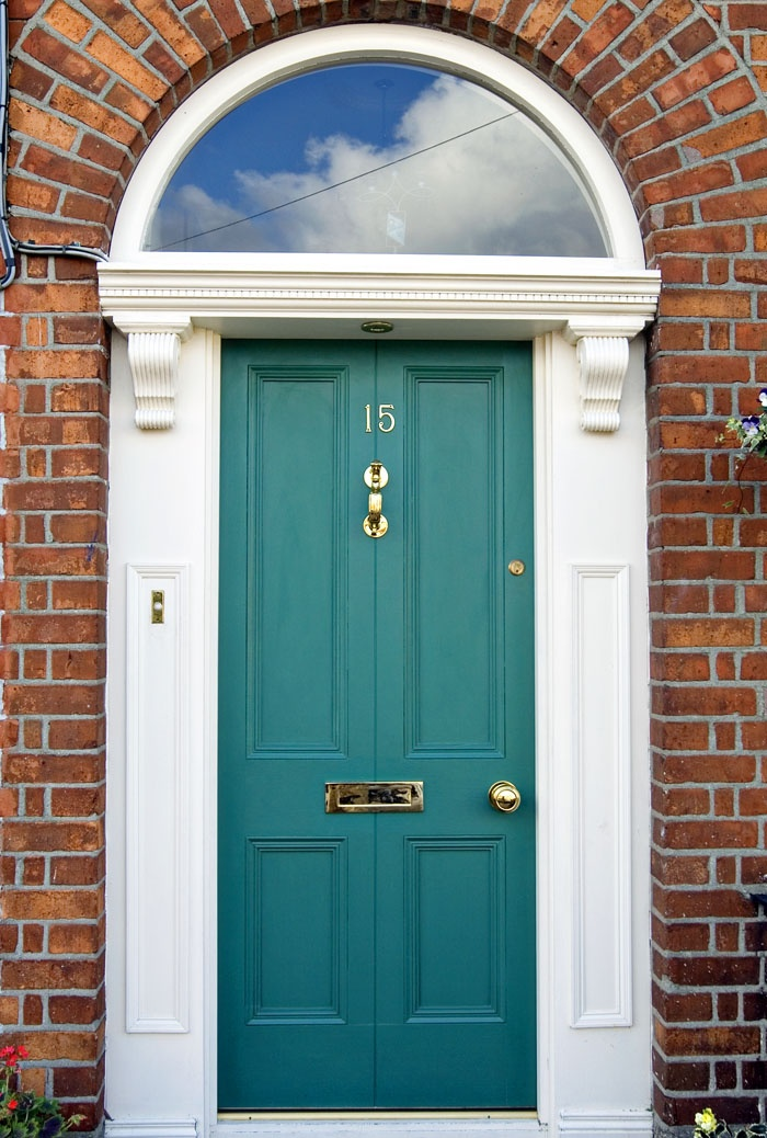 What Your Front Door Color Says About Your Home - Sina ...