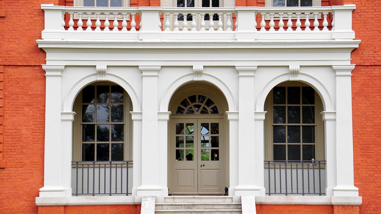 Custom Home Front Door