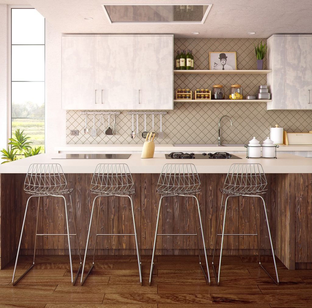 Custom Kitchen Design Steps