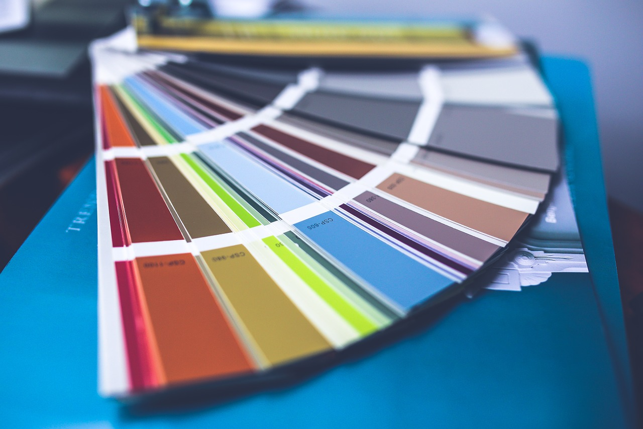 Picking the right paint color