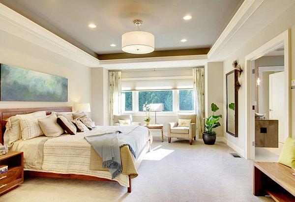 Trey Ceiling -Architectural Design Ceiling-Sina Architectural Designs
