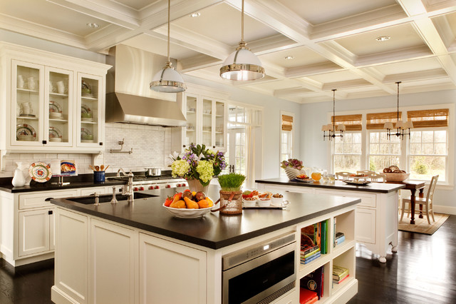 Coffered Ceiling-Architectural Design Ceiling-Sina Architectural Designs