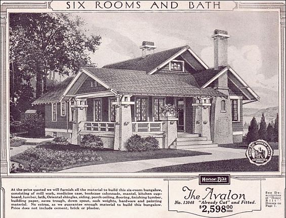 Craftsman Architectural Design Custom Home