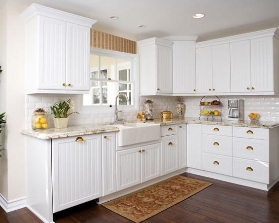 Custom Home Cabinet Style