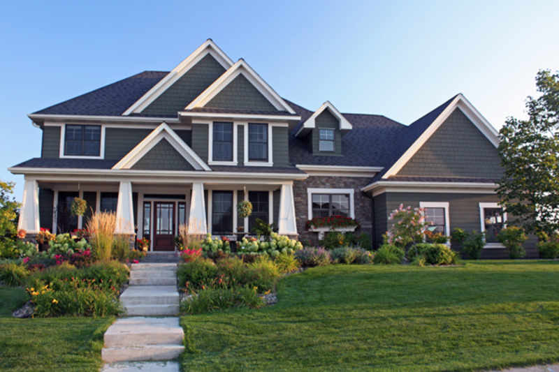 Understanding architectural design craftsman homes sina for Craftsman style architects