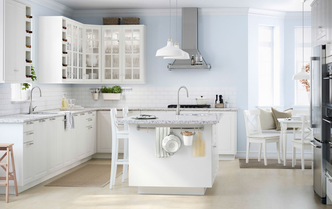 Everything You Need To Know About IKEA Kitchens - Sina ...