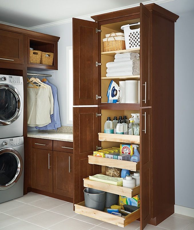 9 helpful and cool things to add to your laundry room for How to add a laundry room to your house