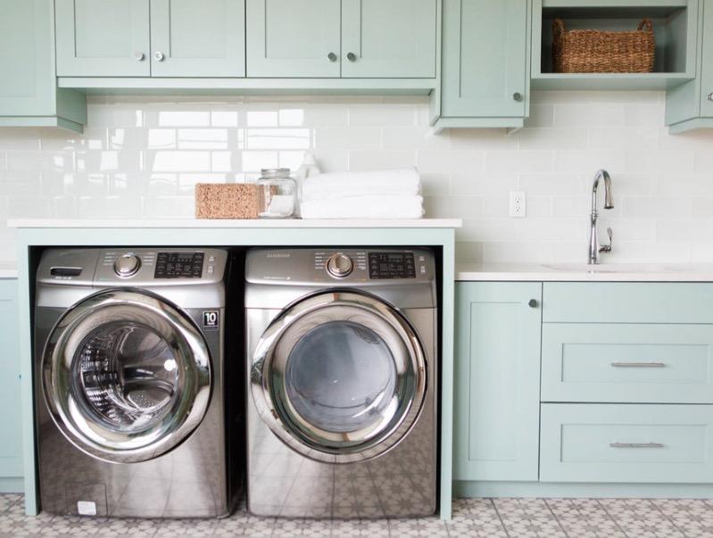 Custom Home Laundry Room Ideas