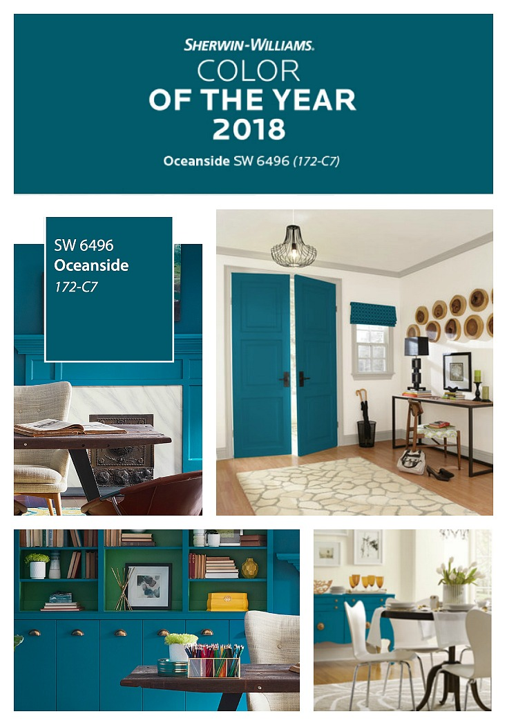 2018 paint colors of the year you should try for your - Behr color of the year ...