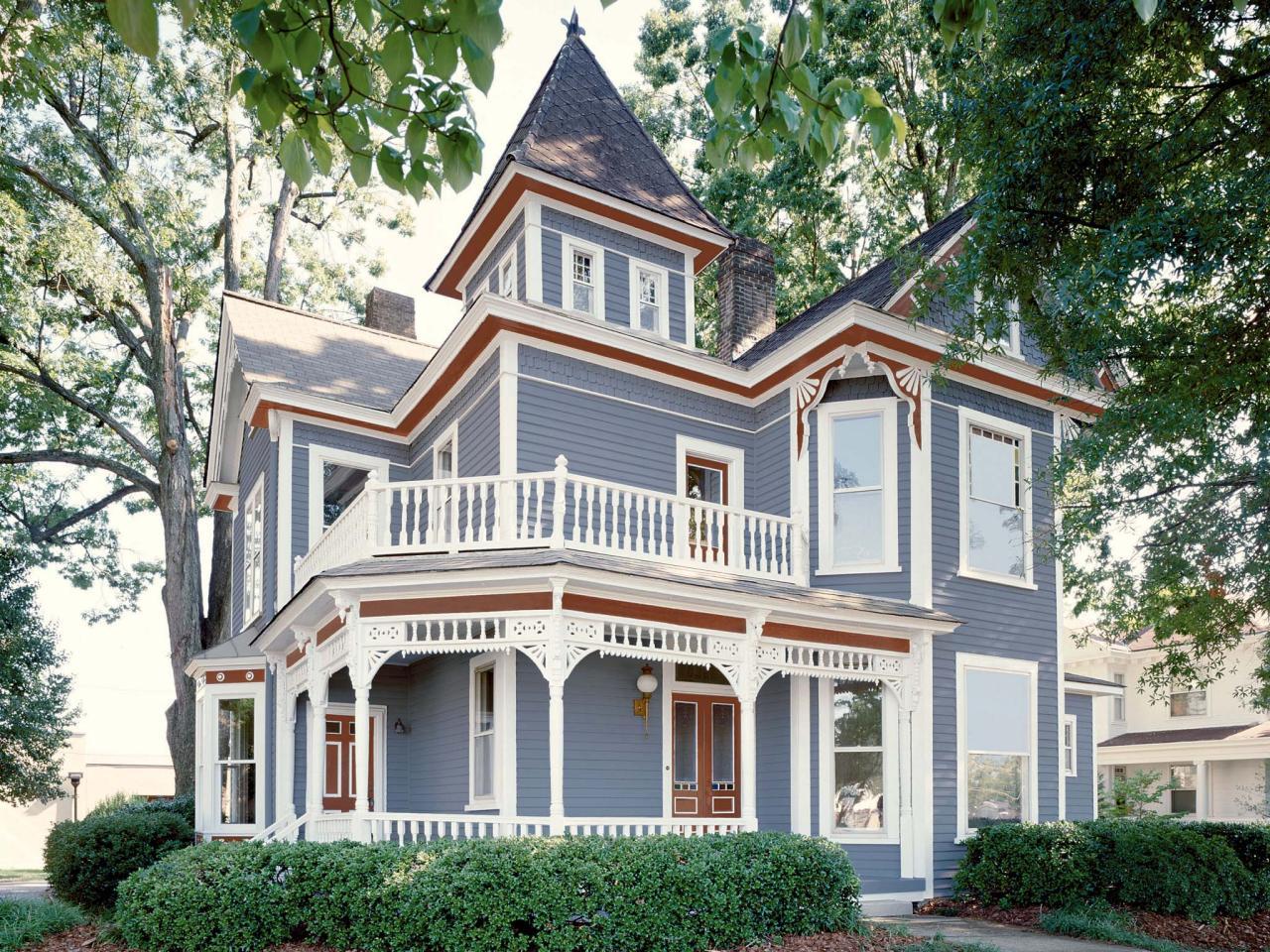 Understanding Architectural Design: Victorian Homes- Sina Architectural Design