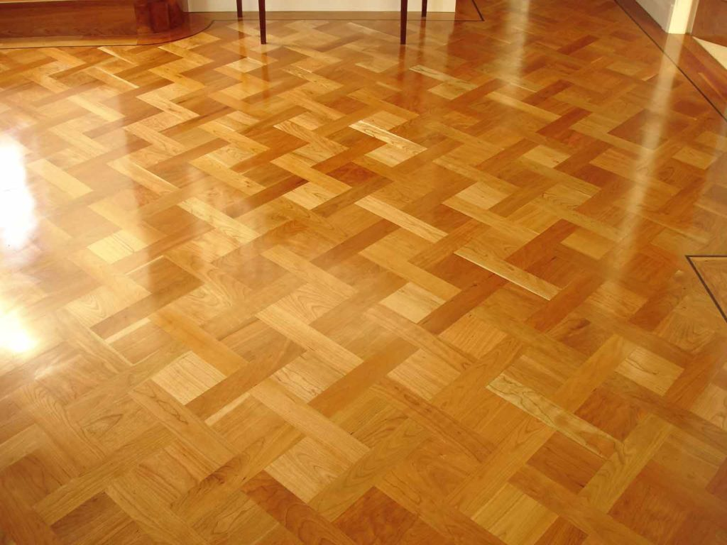 These Are The 7 Most Common Hardwood Flooring Patterns Sina