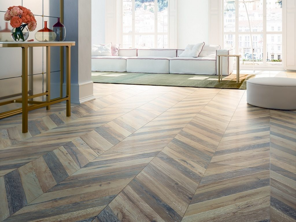 These Are The 7 Most Common Hardwood Flooring Patterns