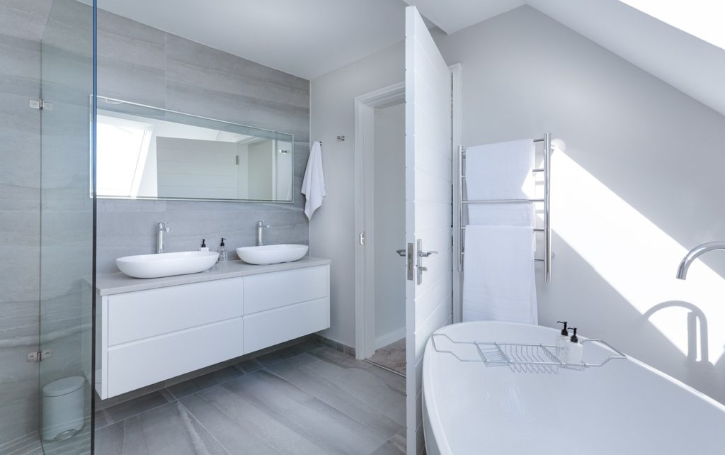 8 Simple Ways To Update Your Bathroom- Sina Architectural Design