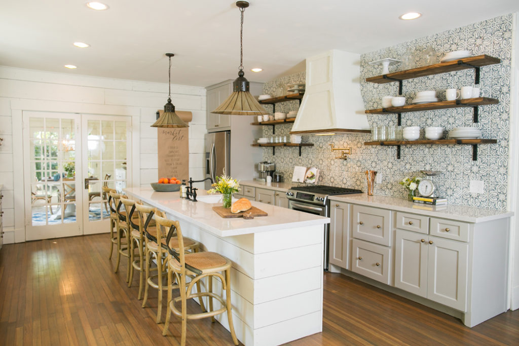 How to Pick the Perfect Kitchen Backsplash- Sina Architectural Design