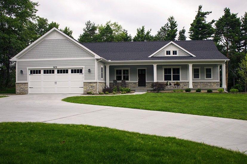 Understanding Architectural Design: Ranch Homes- Sina Architectural Design