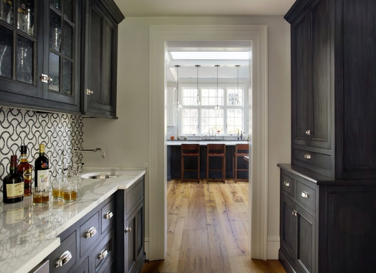 Everything You Need to Know about a Butler's Pantry- Sina Architectural Design