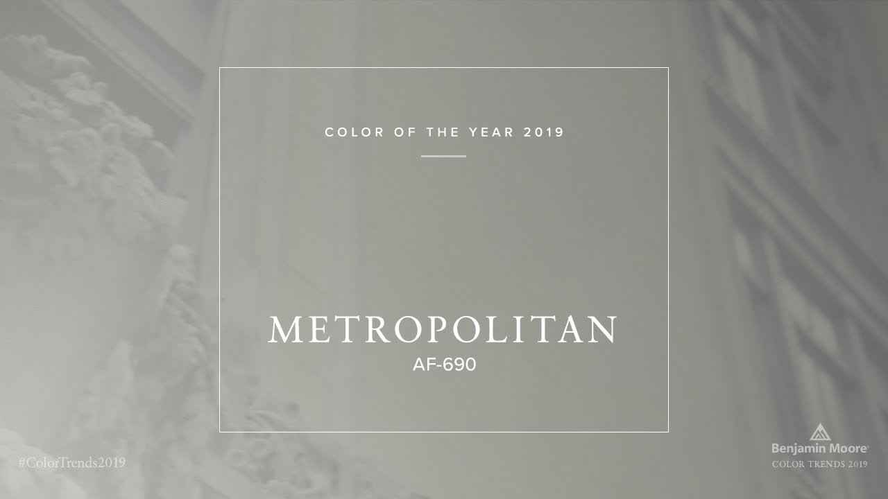 You Should Try These 2019 Paint Colors of the Year- Sina Architectural Design