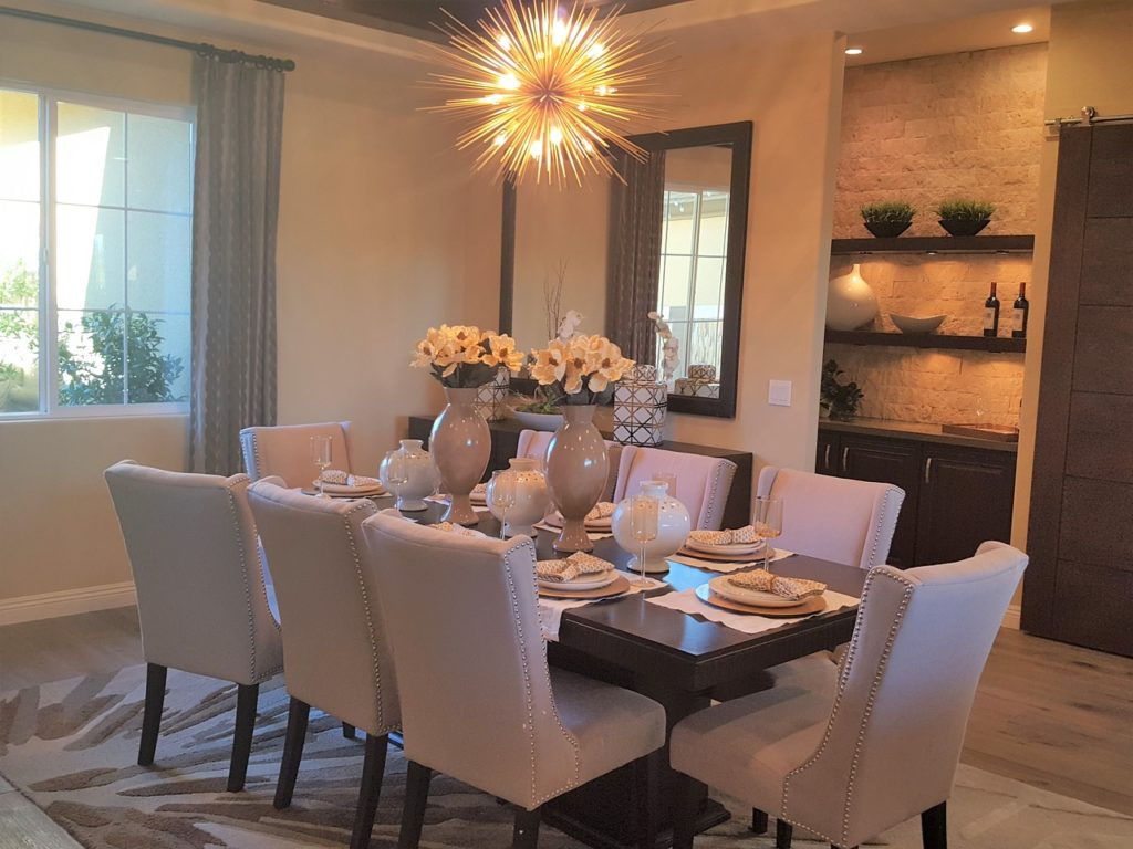 6 Tips for Planning Your Custom Home Dining Room- Sina Architectural Designs