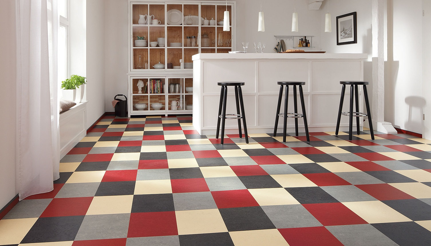 Linoleum vs. Vinyl Flooring: Here are the Differences- Sina Architectural Design