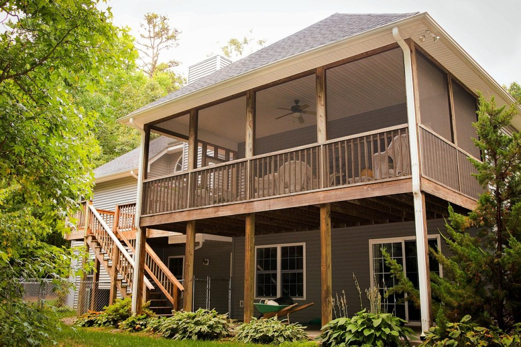 Porches, Pergolas, Porticos, and Other Outdoor Structures Explained- Sina Architectural Design