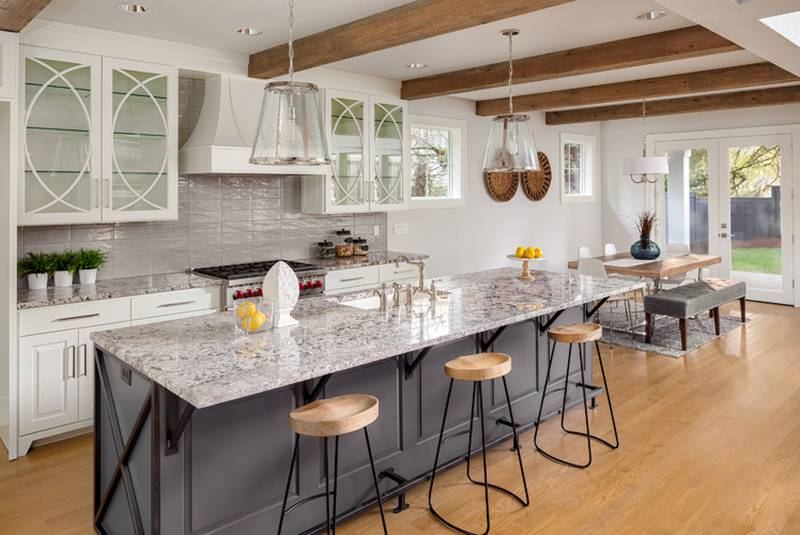 5 Mistakes People Make When Choosing Their Kitchen Countertops- Sina Architectural Design