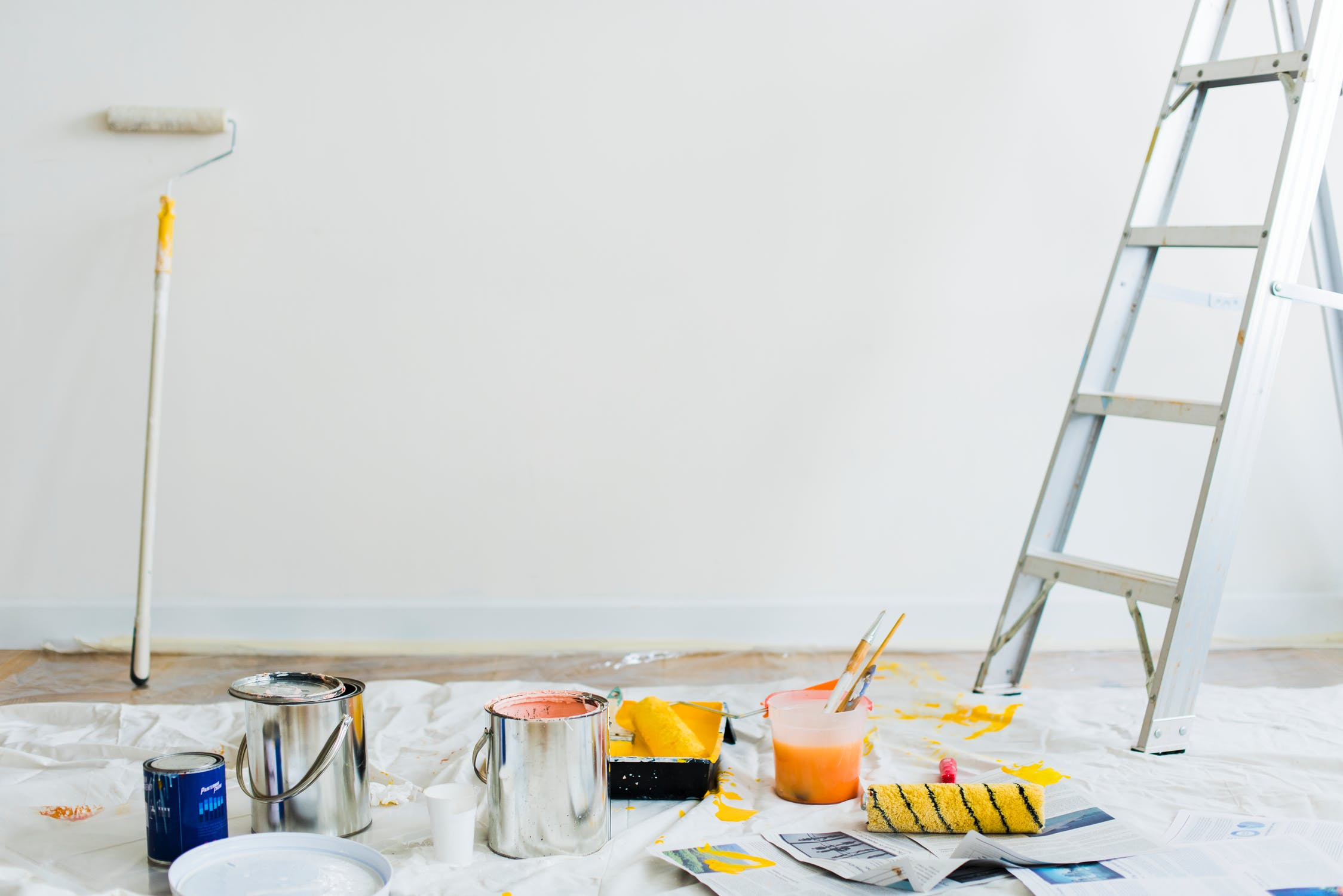 The Hardest Paint Colors to Work With- Sina Architectural Design