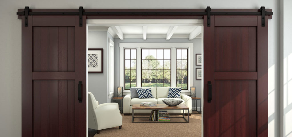 Best and Worst Places to Use Barn Doors- Sina Architectural Design