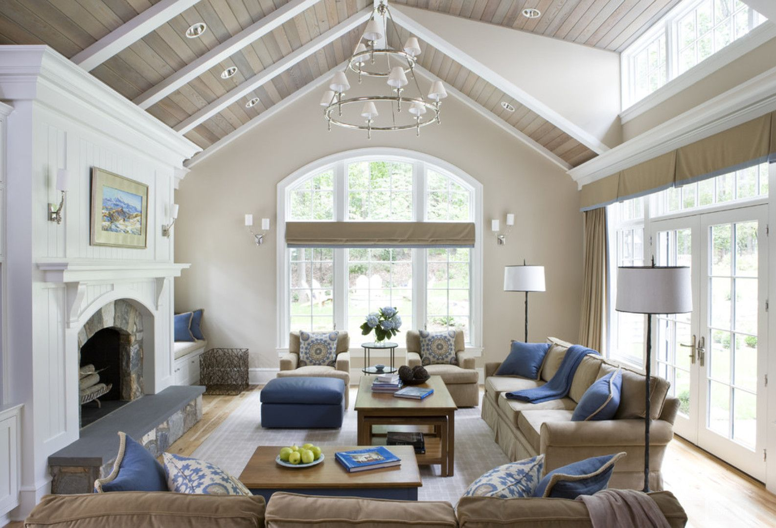 Pros and Cons of Vaulted Ceilings- Sina Architectural Design