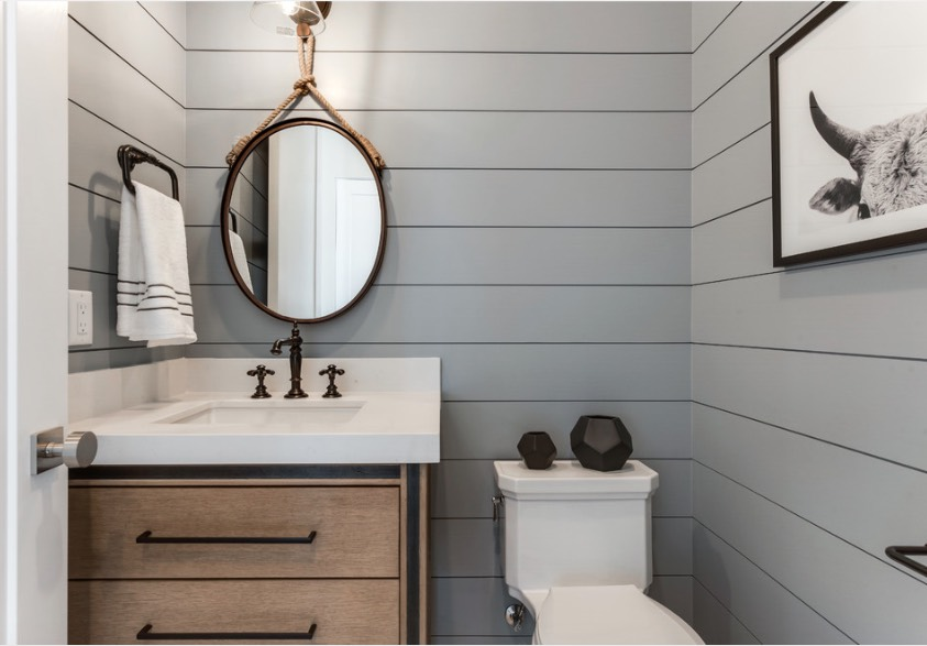 Best and Worst Places for a Powder Room- Sina Architectural Design