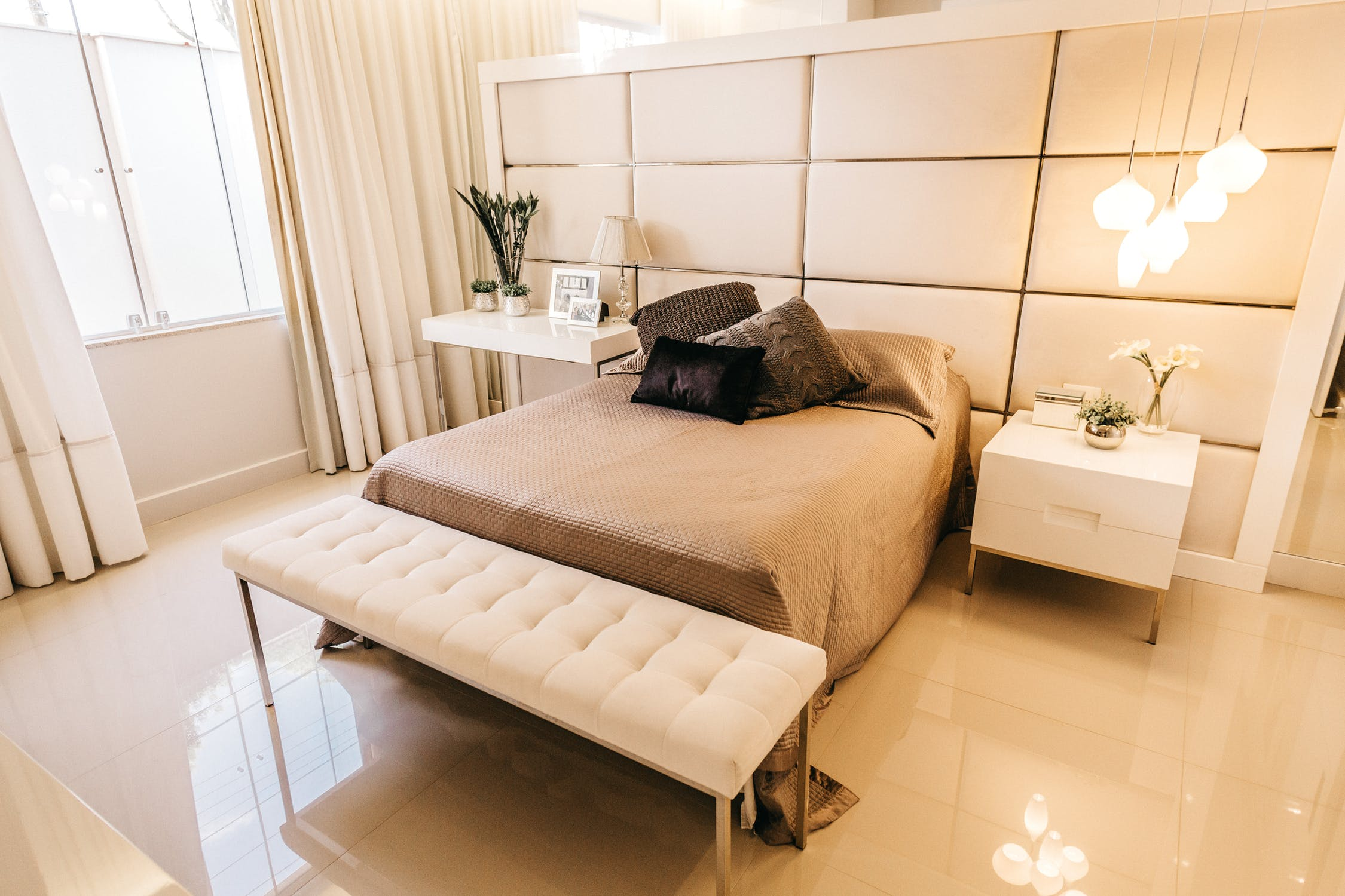 The Best Order for Designing a Master Bedroom- Sina Architectural Design