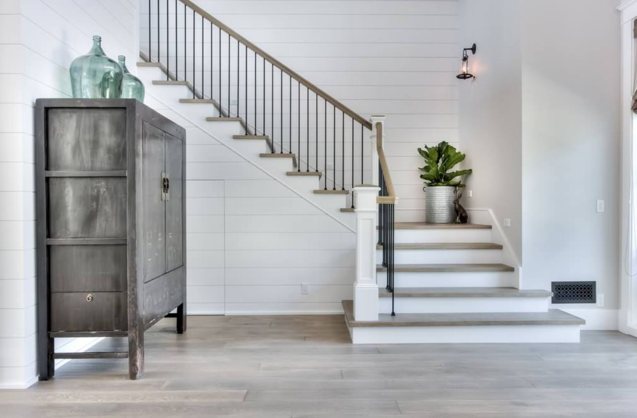 A Guide to Staircase Styles- Sina Architectural Design | Toronto Custom Homes